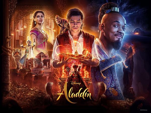 Family: Aladdin (PG)