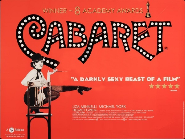 Dementia Friendly Screening: Cabaret (PG)
