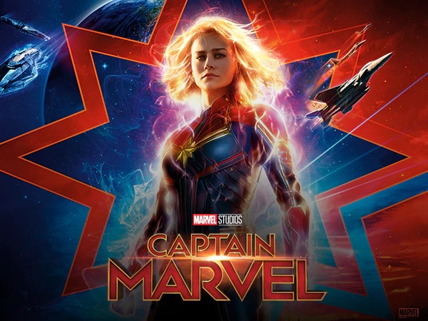 Captain Marvel (12A)