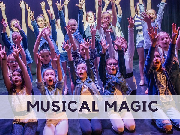 Cassana Performance Academy: Musical Magic