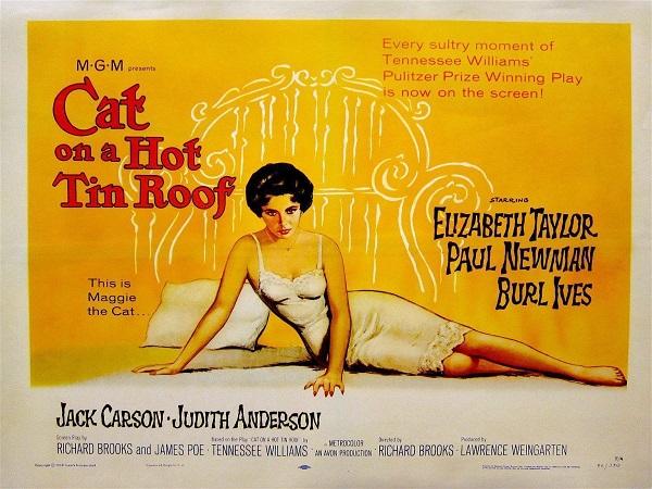 Dementia Friendly Screening: Cat On A Hot Tin Roof (12A)