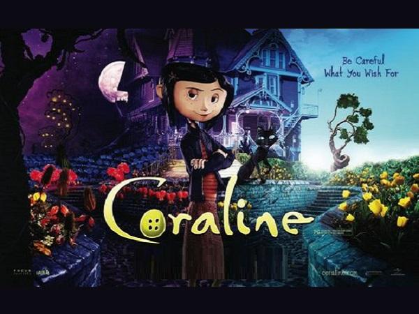 Family: Coraline (PG)