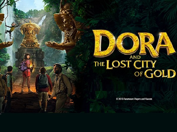 Family: Dora and The Lost City of Gold (PG)