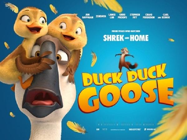 Family: Duck Duck Goose (PG)