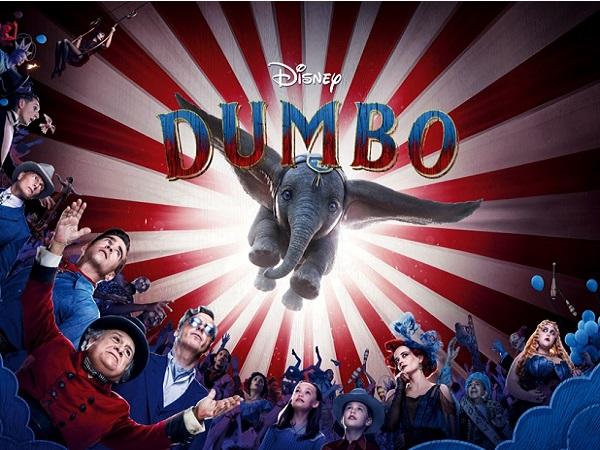 Family: Dumbo (PG)