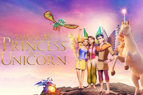 The Fairy Princess & the Unicorn (U)