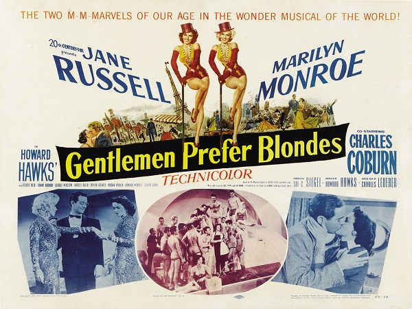 Dementia Friendly Screening: Gentlemen Prefer Blondes