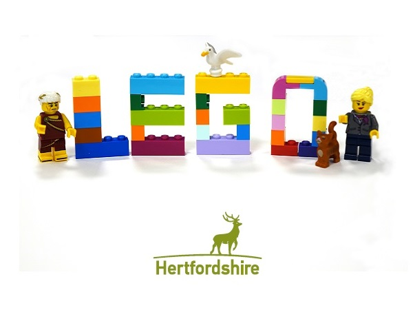 Hertford Library presents Lights, Camera, Lego!