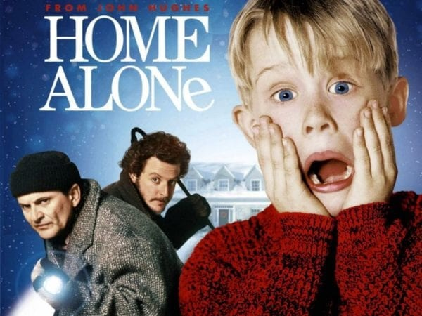 Home Alone (PG)