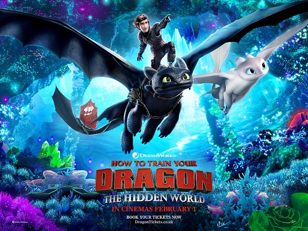 Family: How To Train Your Dragon: The Hidden World (PG)