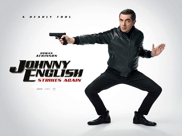 Family: Johnny English Strikes Again (PG)