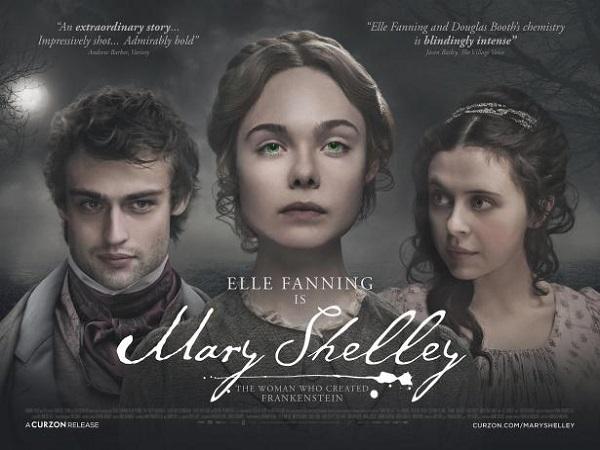 Mary Shelley (12A)