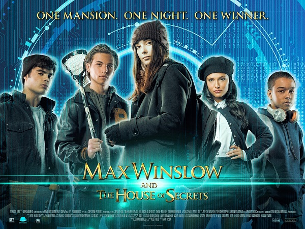Max Winslow & The House of Secrets (PG)