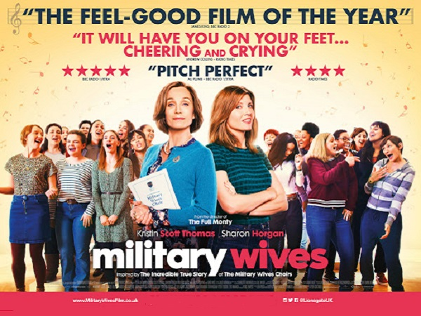Soft Subtitled: Military Wives (12A)