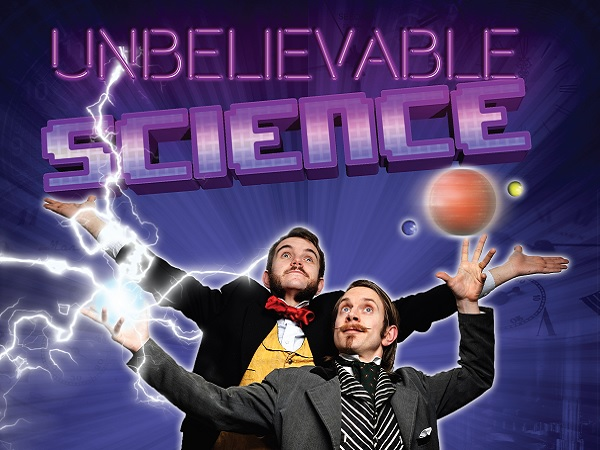 Morgan and West: Unbelievable Science Show for Kids: A work in progress*