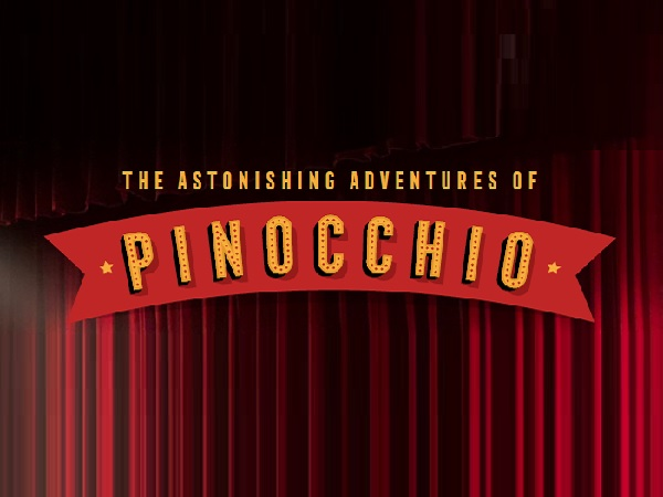 The Astonishing Adventures of Pinocchio