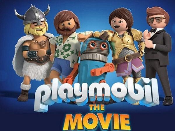 Family: Playmobil- The Movie (U)