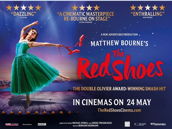 Matthew Bourne's The Red Shoes (Encore Screening)