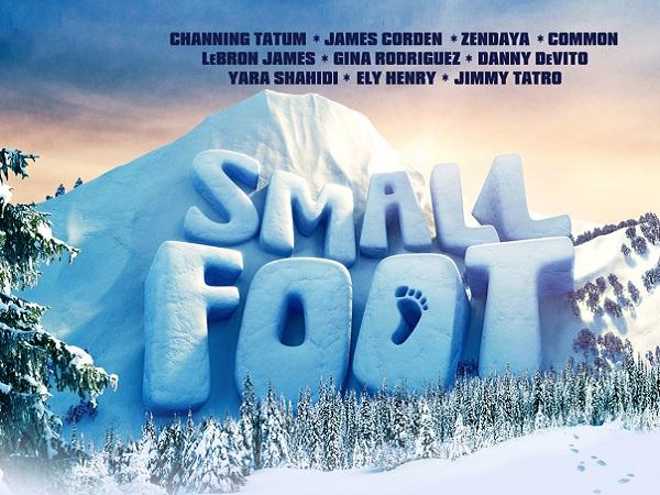 Family: Smallfoot (PG)