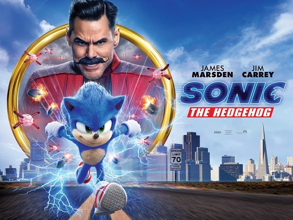 Family: Sonic The Hedgehog (PG)