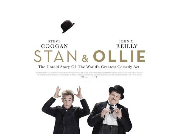 CANCELLED Soft Subtitled: Stan & Ollie (PG)