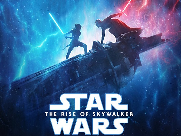 Parent & Baby: Star Wars: Rise of Skywalker (12A)