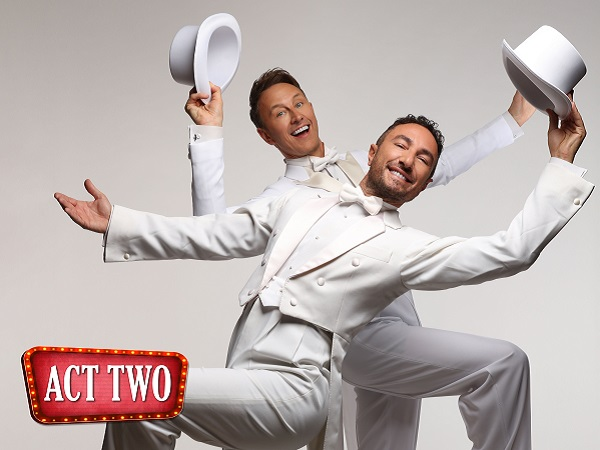 Strictly Theatre Co. presents Ian Waite & Vincent Simone - Act 2