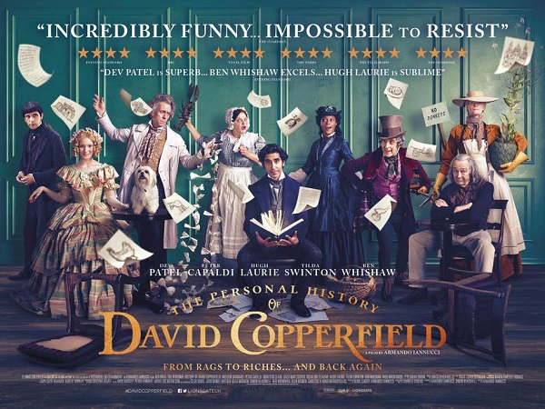 Parent & Baby: The Personal History of David Copperfield (PG)