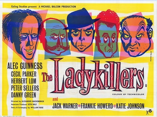 Dementia Friendly Screening: The Ladykillers (U)