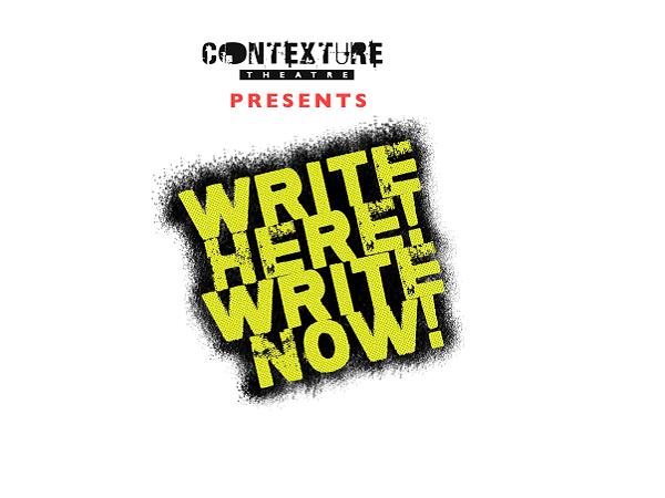 Contexture Theatre : Write Here Write Now Grand Final